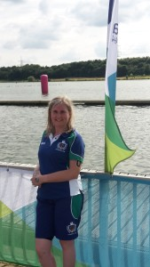Helen At The ASA Nationals - Rother Valley Country Park