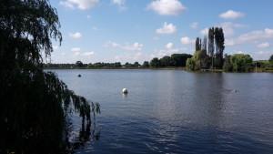 Mallory Park Lake